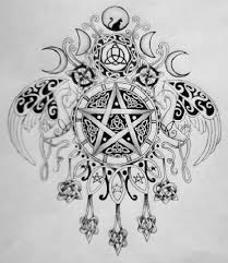 In Progress Of A Star By Themajesticcarnival Wiccan Tattoos