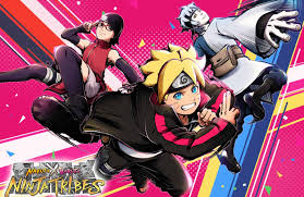 Naruto X Boruto Ninja Tribes Launches For Browsers Today