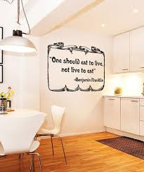 Vinyl Wall Decal Sticker Benjamin Franklin Quote Os Aa1143 Stickerbrand