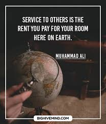 inspirational quotes about volunteers and volunteering big