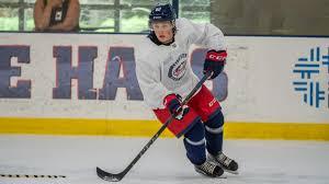 hockey playing idol
