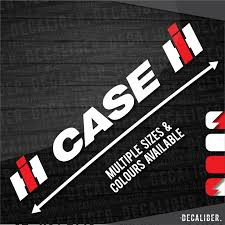 Case Ih International Harvester Tractor Window Sticker Sunstrip Decal Indianbusinesstrade Com