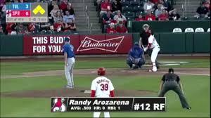 Randy Arozarena Highlights - YouTube