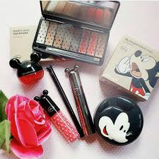 limited mickey mouse make up set