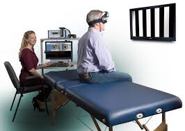Videonystagmography Genetic Optimization