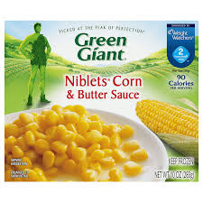 green giant steamers corn niblets