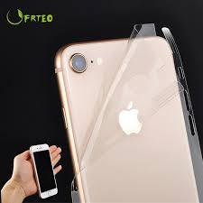 Hydrogels Transparent Oil Resistant Sticker For Iphone 11 6 6s 7 8plus X Xr Xs Max Decal Back Decorative Skin Stickers Protector Fitted Cases Aliexpress