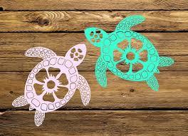 Turtle Decal Cute Turtle Vinyl Decal Preppy Turtle Turtle Car Decals Turtle Vinyl Sticker Sea Turtle Macbo Monogram Decal Yeti Decals Kayak Decals