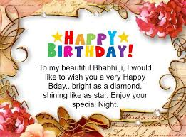best birthday wishes for your bhabhi on we heart it