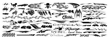31 686 Car Decals Illustrations Royalty Free Vector Graphics Clip Art Istock