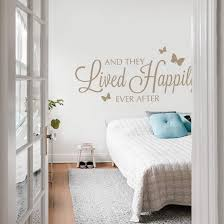 Https Www Wall Art Com Wall Stickers And They Lived Happily Ever After Wall Sticker Html