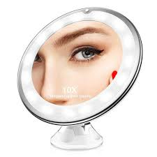 led light vanity mirror