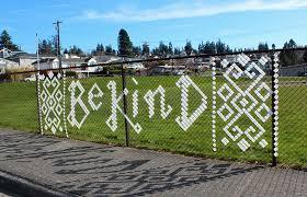 On The Fence 2 New Public Art Installations In Edmonds Edmonds Beacon