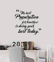Vinyl Wall Decal Inspirational Quote Office Saying Motivation Decor Stickers Mural Ig5632 Wall Decals Vinyl Wall Decals Vinyl Wall