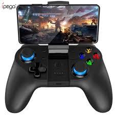 Tay Cầm Điều Khiển Chơi Game Không Dây Ipega PG-9129 Bluetooth 3 Trong 1  Dành Cho Máy Tính Bảng Điện Thoại Android IOS Win7 8 10 PC -4159-Hàng Nhập  Khẩu - Tay
