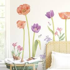 Make A Meadow Wall Decal Set Large Project Nursery