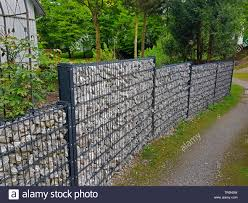 Gabion High Resolution Stock Photography And Images Alamy