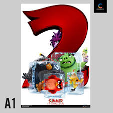Poster phim The Angry Birds Movie 2 (2019) - Bầy chim nổi giận 2 ...