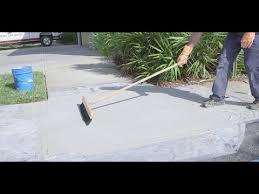 deteriorated concrete surfaces