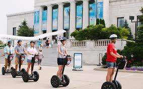 chicago segway tour guided chicago