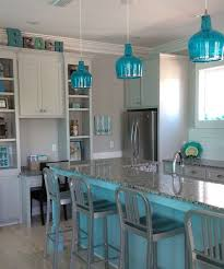 blue kitchen island pendant lights punkie