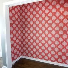 install l and stick wallpaper