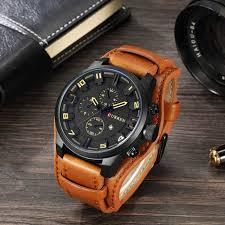 casual quartz watch mens watches