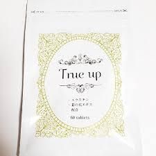 新品未開封 True up トゥルーアップの通販 by shop|ラクマ