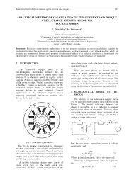 pdf ytical method of calculation