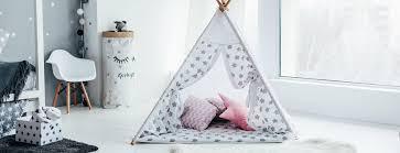 Kids Teepee And Tent How To Choose The Best Option Nursery Kid S Room Decor Ideas My Sleepy Monkey