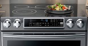 slide in electric range reviews the