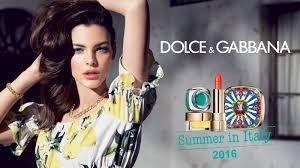 dolce gabbana summer in italy 2016