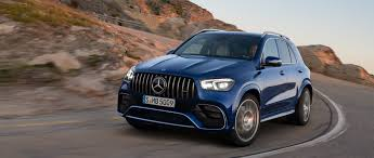 the new mercedes amg gle 63 4matic and