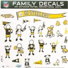 Accessories Pittsburgh Steelers Car Decals 25 Pc Set Poshmark