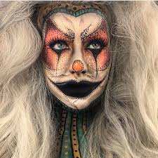 gypsy clown makeup every kind of