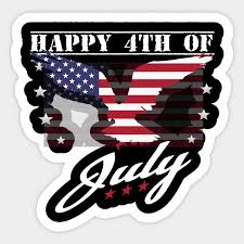 Happy Father S Day Shirt Usa Flag Son Independence Day Usa Sticker Teepublic