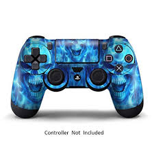 Skins For Ps4 Controller Decals For Playstation 4 Games Stickers Cover For Ps4 Slim Sony Play Station Four Playstation 4 Accessories Playstation 4 Ps4 Remote
