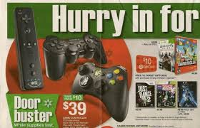 black friday 2010 video games deals for