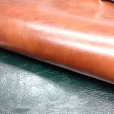 china leather like micro suede fabric