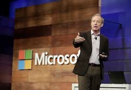 Microsoft President Brad Smith Guides The Company In Its Battle With Amazon  | The Software Report
