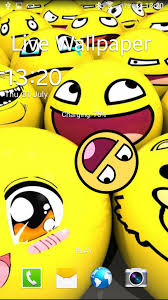 Smiley Face Live Wallpaper For Android Apk Download