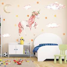 Nordic Style Cartoon Cloud Kids Room Sticker Wall Hanging Hook Home Decor Divine