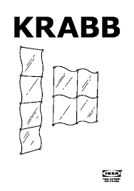 krabb mirror ikea united states