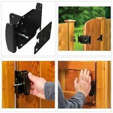 Wood Fence Door Handle Woodsinfo