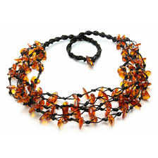 amber24 baltic amber teething necklace