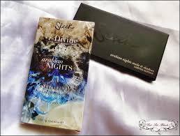 sleek makeup i divine in arabian nights