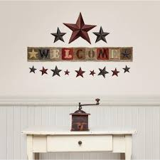 Wall Pops Multi Colored Welcome Wall Decal Dwpk2834 The Home Depot