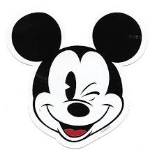 Disney Window Decal Mickey Mouse