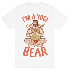 bear gifts for men t shirts lookhuman