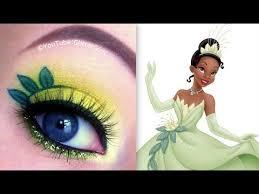 disney s princess tiana makeup tutorial